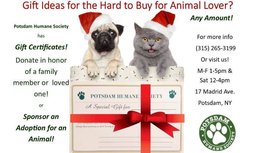 <a href='http://potsdamhumanesociety.org/wp/?p=3352'>Gifts that Keep On Giving!</a>