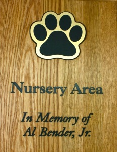 Plaque - Al Bender Jr