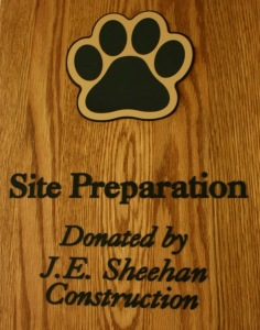 Plaque - Sheehan Construction