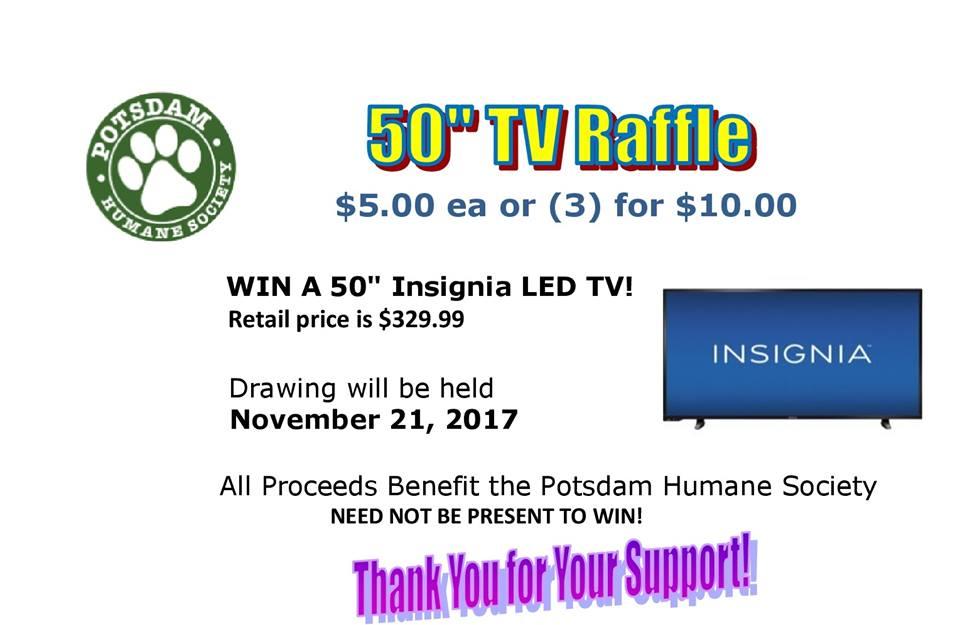 <a href='http://potsdamhumanesociety.org/wp/?p=5769'>WIN A TV! </a>