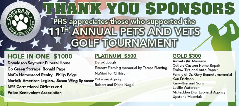 <a href='http://potsdamhumanesociety.org/wp/?p=11735'>11th Annual PHS Golf Tournament </a>